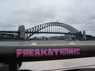 Freakatronic Sticker / Sydney Harbour Bridge / Thx Chris!