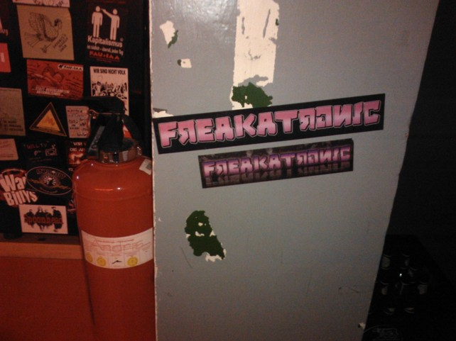 Freakatronic Sticker