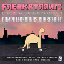 Breakdance Rap Technobeats Computersounds Ruhrgebiet